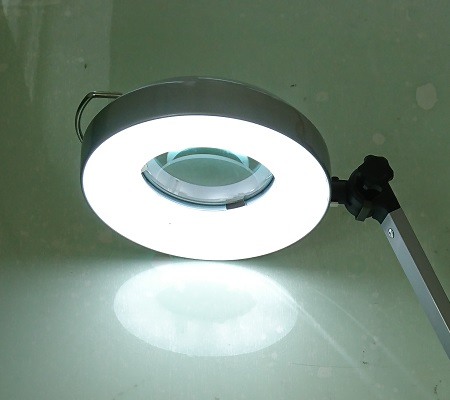 LED放大燈 (方型) 2